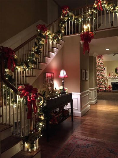 Holiday Lighting Guide - Enchanted Home
