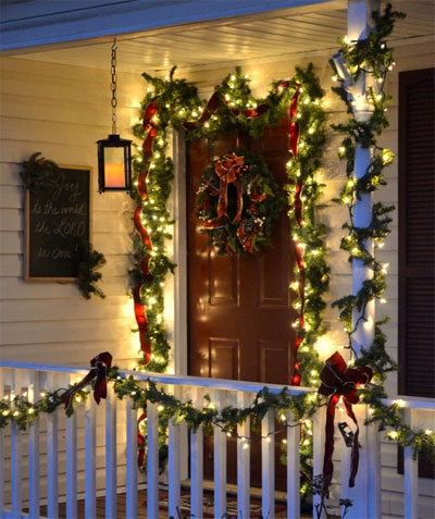 Holiday Lighting Guide - Frugal Homemaker