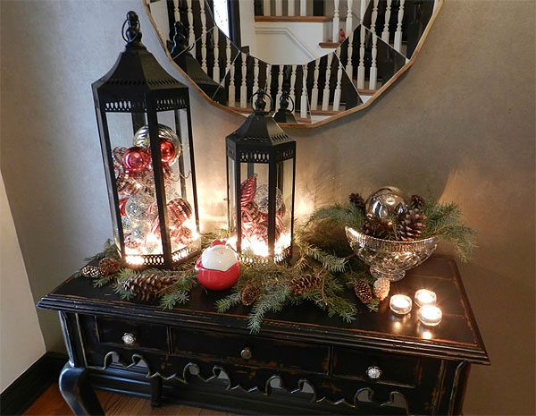 Holiday Lighting Guide - Red Head Can Decorate