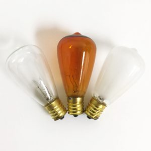 Vintage C9 Bulbs