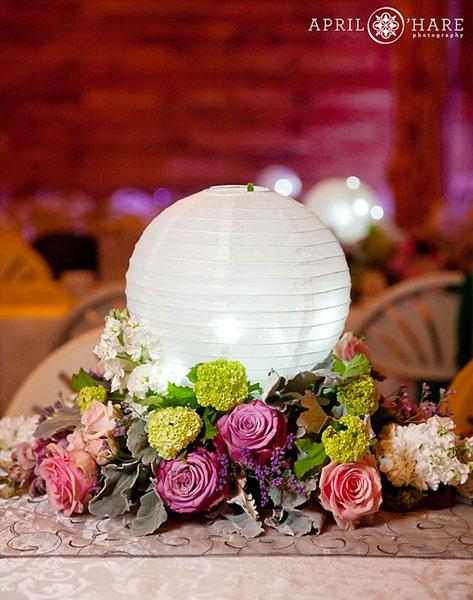 Creative Wedding Lights - April Ohare Photography