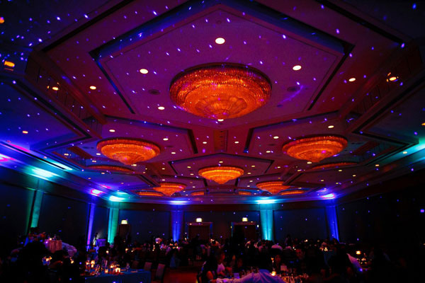 Projection Lights for Weddings