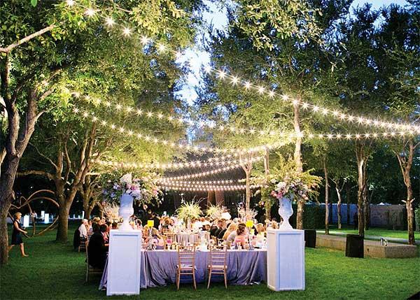 Creative Wedding Lights - suchastyle