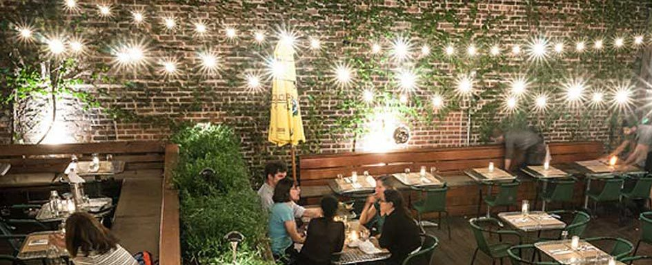 Commercial String Lights Guide for Bars Restaurnts Bright Ideas