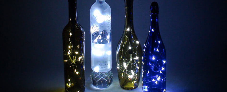 Light My Bottle Fairy Lights