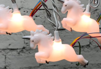 Unicorn Party Lights