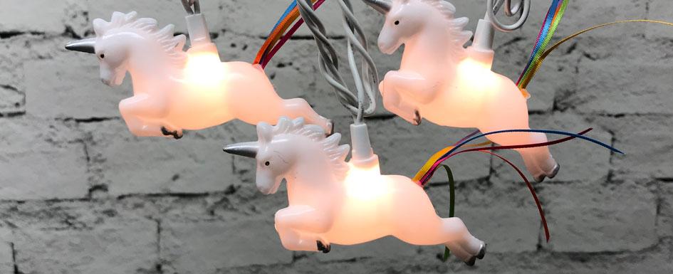 Unicorn Party Lights