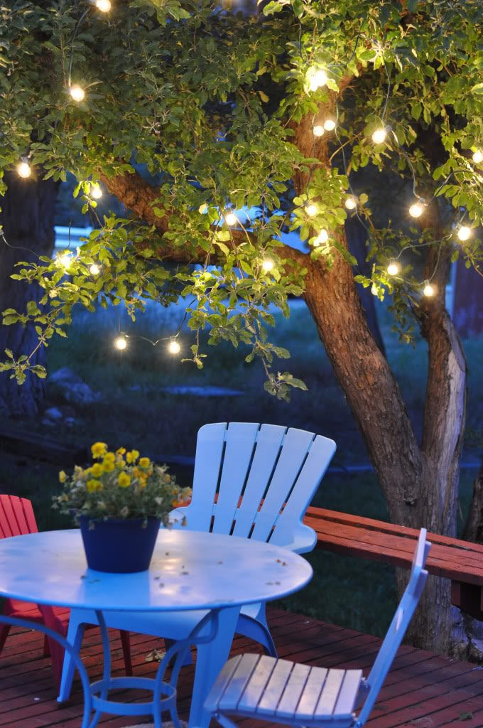 Create The Perfect Patio With Globe String Lights Bright