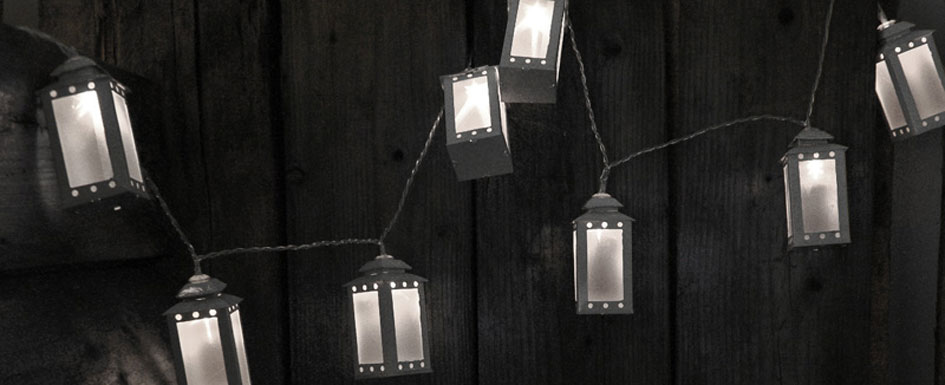 Battery Operated Decorative String Lights