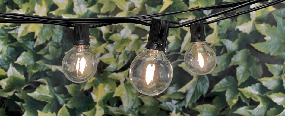 LED G40 Vintage Bulbs