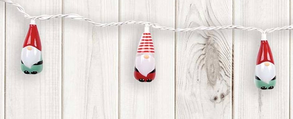 Gnome Party Lights
